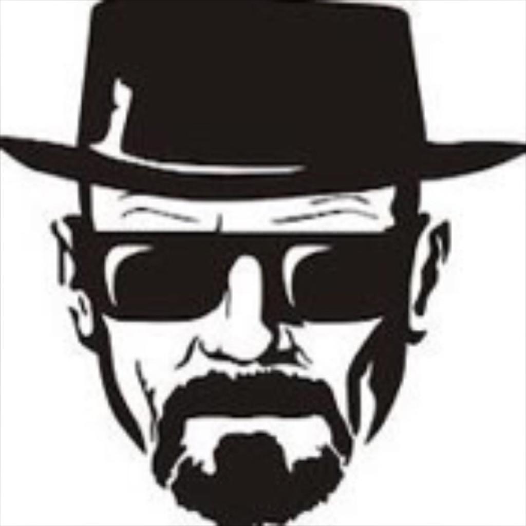 Walter Hartwell White aka Heisenberg