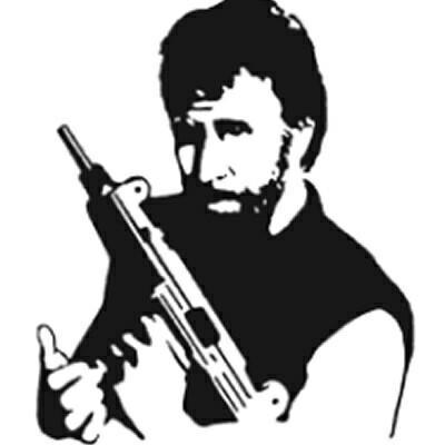 Chuck Norris 👊