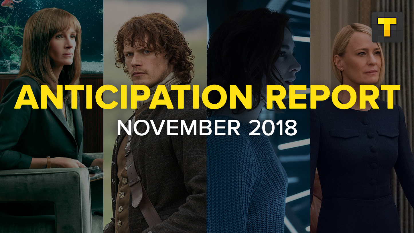 ANTICIPATION REPORT: Psychological Thrillers, Foreign Dramas, and